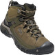 Keen Targhee EXP Mid WP Miehet kengät , ruskea/oliivi